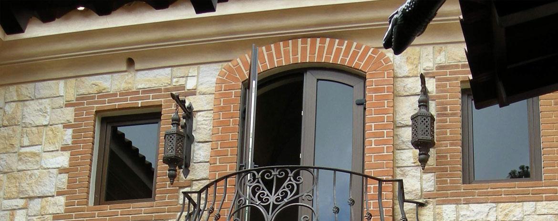 Homepage ventanas pvc aluminio vidrio fachadas guatemala for Casa para herramientas de pvc