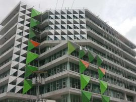 Edificio Torre de Desarrollo Rural